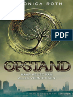 Roth, Veronica - Opstand