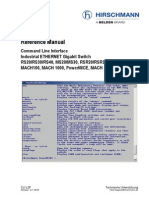 Reference Manual Command Line Interface L2P 4.2