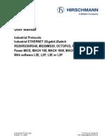 User Manual Industrial Protocols 4.2