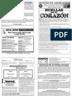 Huellas en el Corazon