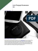 5 Aplikasi Keren Penjaga Keamanan Android Kamu