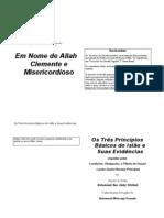 Os 3 Principios Basicos Do Islam