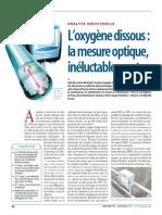 780 Oxygene Dissous Controle