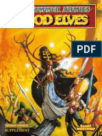 Warhammer 4th Edition Wood Elves