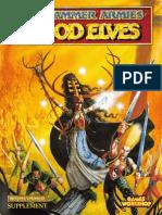 Warhammer 4th Edition Wood Elves
