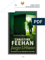 Feehan, Christine - Caminantes Fantasmas 08 - Juego Urbano