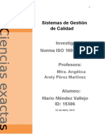 Norma ISO 10013