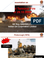 M B Lal report on Jaipur Fire.mr.Roy