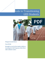 Pocket Guide to Transitioning Students