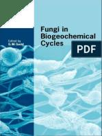 Geoffrey Michael Gadd-Fungi in Biogeochemical Cycles (British Mycological Society Symposia) (2006)