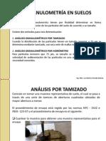 Granulometría by Luz Marina Torrado