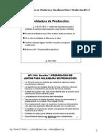 Soldadura en Oleoductos y Gasoductos Parte 4 Produccion R5-13