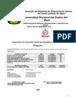 01 Proyecto Caratula y Estructura