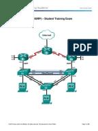 packet tracer troubleshoot multiarea ospfv2 pdf course hero