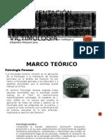 Fundamentación Teórica y Delimitaciones de La Psicologia Forense y Victimología Finaaal