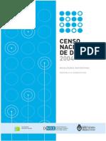 Censo Nacional de Docentes