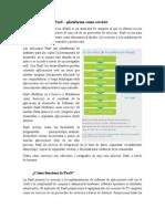 Definición de Paas_expo