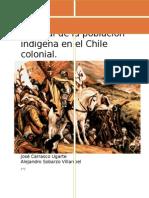 Análisis Histórico de La Población Chilena