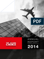 Travellers Choice Annual Report 2014