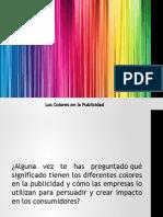 Los Colores en La Publicidad