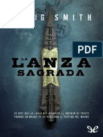 La Lanza Sagrada de Craig Smith