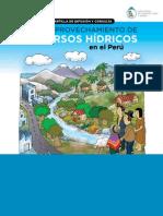 3. CARTILLA DE DIFUSIÓN Y CONSULTA - USO Y APROVECHAMIENTO DE LOS RECURSOS HÍDRICOS  EN EL PERÚ.pdf