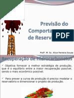 6. Previsão Do Comportamento de Reservatórios