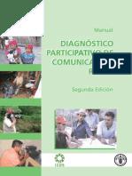 FAO Diagnostico Participativo de Comunicacin Rural
