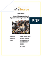 Infra Source Final Report