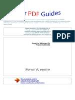 Manual Do Usuário Epson Powerlite s5 p