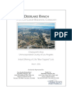 Deerlake Ranch Project for Brown Canyon