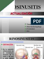 RINOSINUSITIS ACTUALIZACION