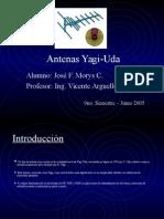 Antenas Yagi Uda configuracion