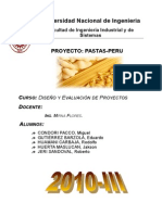Proyectos de Inversion-pastas Alimenticias (1)