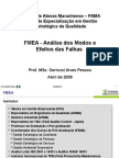 14501933 FMEA Failure Mode and Effect Analysis