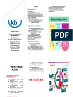 Pamflet Kb Wulan & Max
