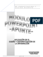 Modulo i - Power Point - Manual