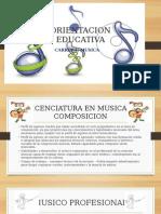 Carreras Musicales