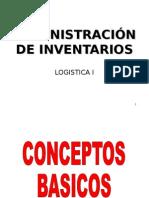 Administración de Inventarios III