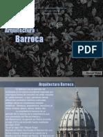 Arquitectura Barroca Manuel Rojas
