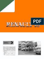 Renault 18 manual