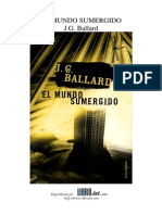 Ballard, J G - El Mundo Sumergido