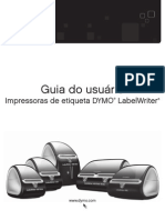 LabelWriter Printer User Guide.pt-bR