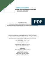 Consejo de Estado - Referentes Para La Reparación de Perjuicios Inmateriales - 2014