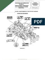 Manual Descripcion Avisos Seguridad Tractores Cadenas