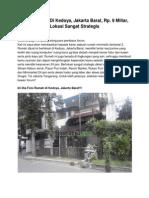 Rumah Dijual Di Kedoya, Jakarta Barat, Rp. 9 Miliar, 11520