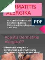 Dermatitis Alergika Ista