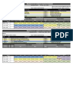 Posgradofia -Programación de Cursos y Horarios 2014-i