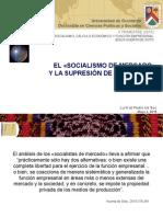 Pedro US - Socialismo de Mercado