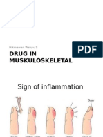 Drug in Muskuloskeletal